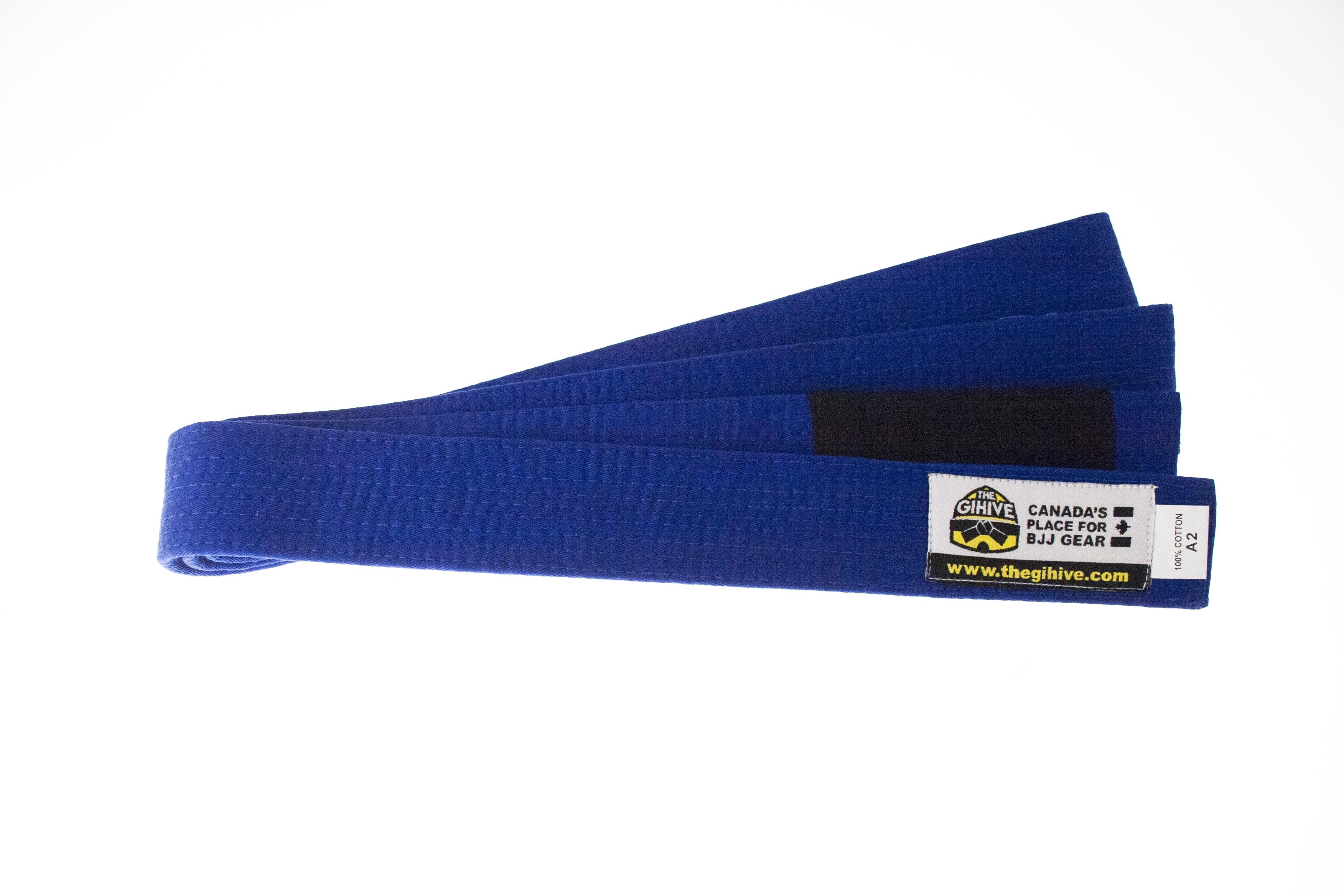 The Gi Hive - BJJ Belt - Blue