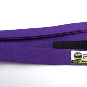 The Gi Hive BJJ Belt Purple