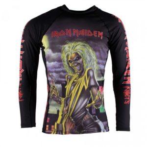 Tatami Iron Maiden Rashguard
