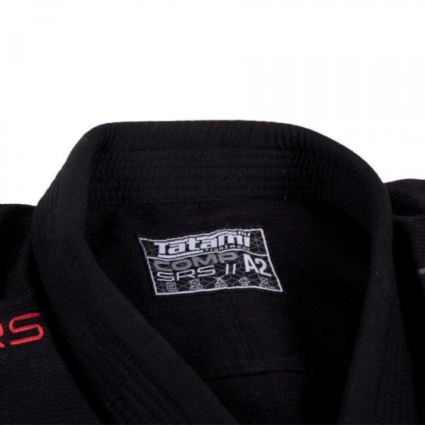 Tatami Comp SRS Lightweight Kimono Black