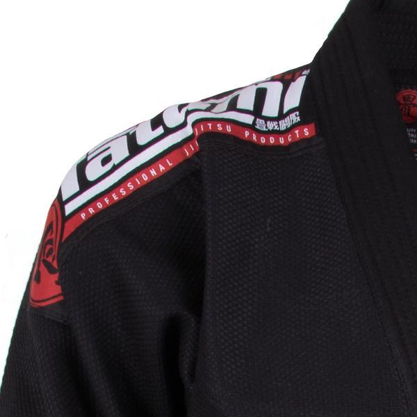 Black Tatami Fightwear Jiu Jitsu Uniform
